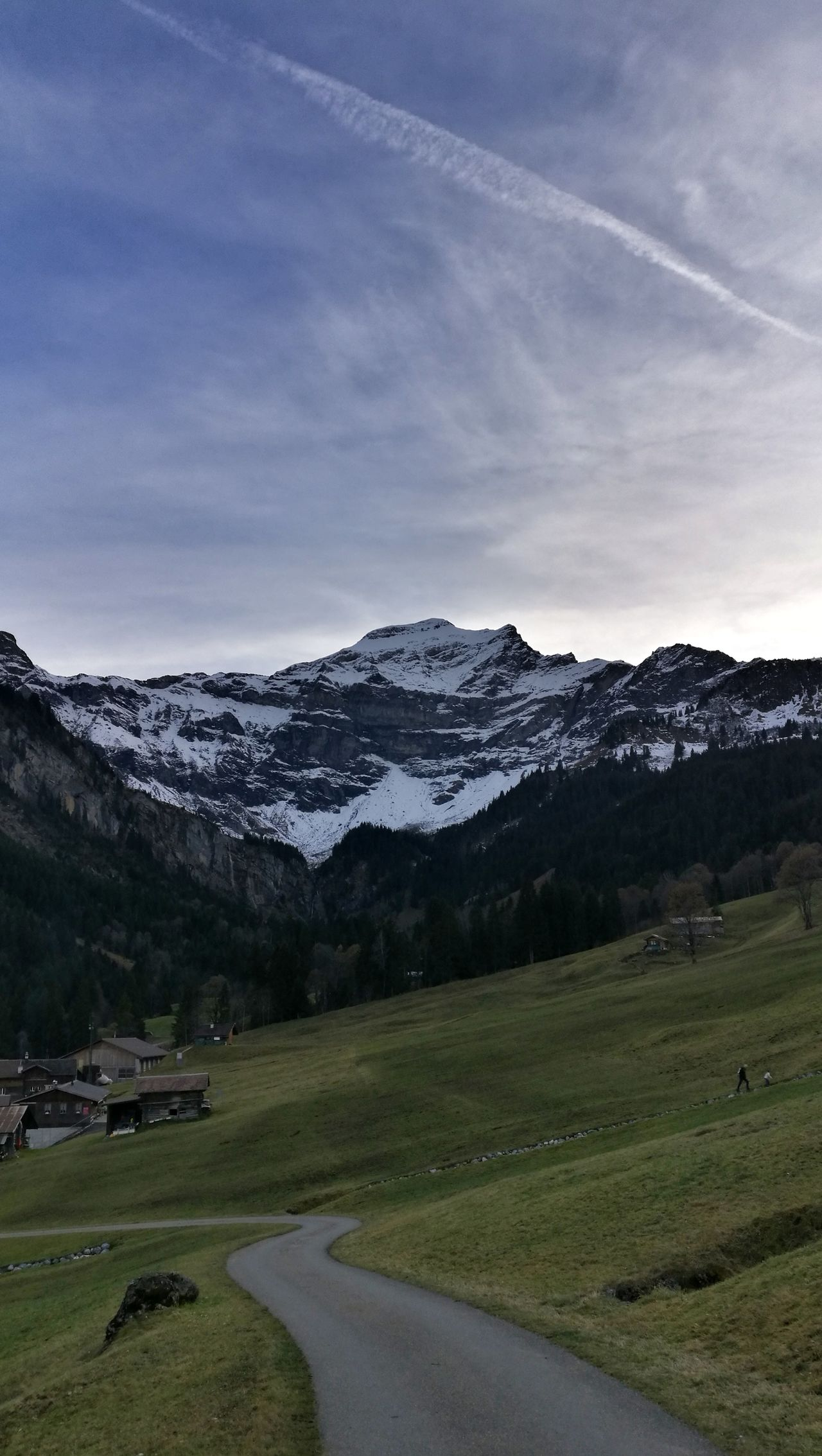 Saxeten Mountain No People Outdoors Landscape On A Hike EyeEm Nature Lovers Clouds And Sky Landscape_photography Schwalmere Sky Mountains Bernese Oberland View Eye4photography  Switzerland