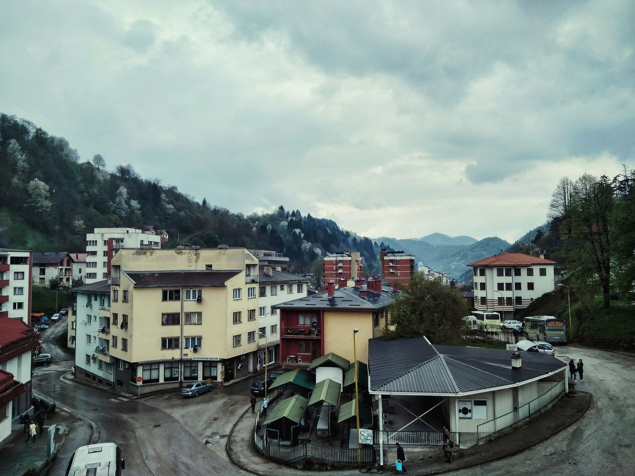 Srebrenica Outdoors Cloud - Sky City Sky No People First Eyeem Photo