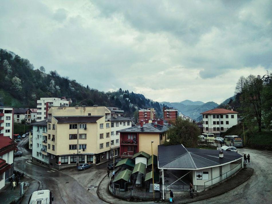 Srebrenica Outdoors Cloud - Sky City Sky No People First Eyeem Photo