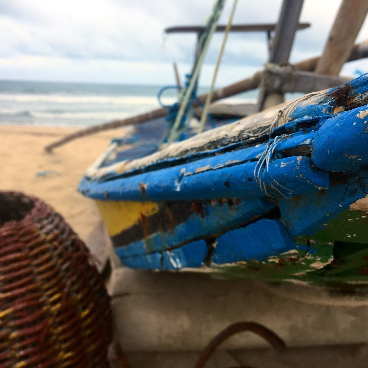 Beach Beachphotography Beach Photography Beachlife Beach Life Beachlovers Beach View Ocean Ocean View Water Sky Sea Close-up Outdoors Wood - Material Day Fishing Fishing Boat Fishing Boats Sailboat Sailboats Colorful Focus On Foreground