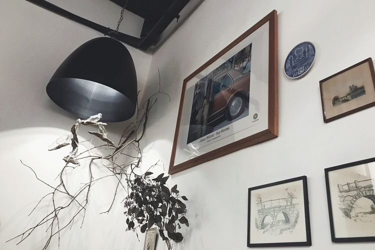 Picture Frame Day No People Indoors  Home Interior Coffeshop Life Weekend