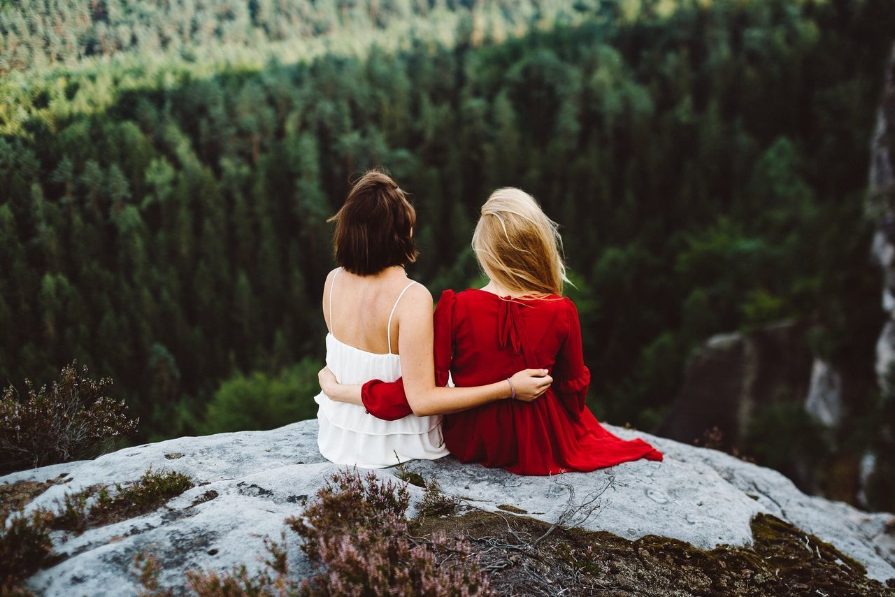 Beautiful stock photos of europe, Arm Around, Beauty In Nature, Bonding, Day