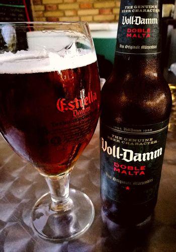 Beer Time Break Time Volldamm Doble Malta DOBLEONADA BestBeerAroundTheWorld Vilanova I La Geltru Das Originale Märzenbier 1955 Live For The Story