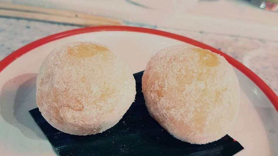 Food Food And Drink Close-up No People Mango Ice-cream Rice Cake Yo Sushi Yo! Sushi