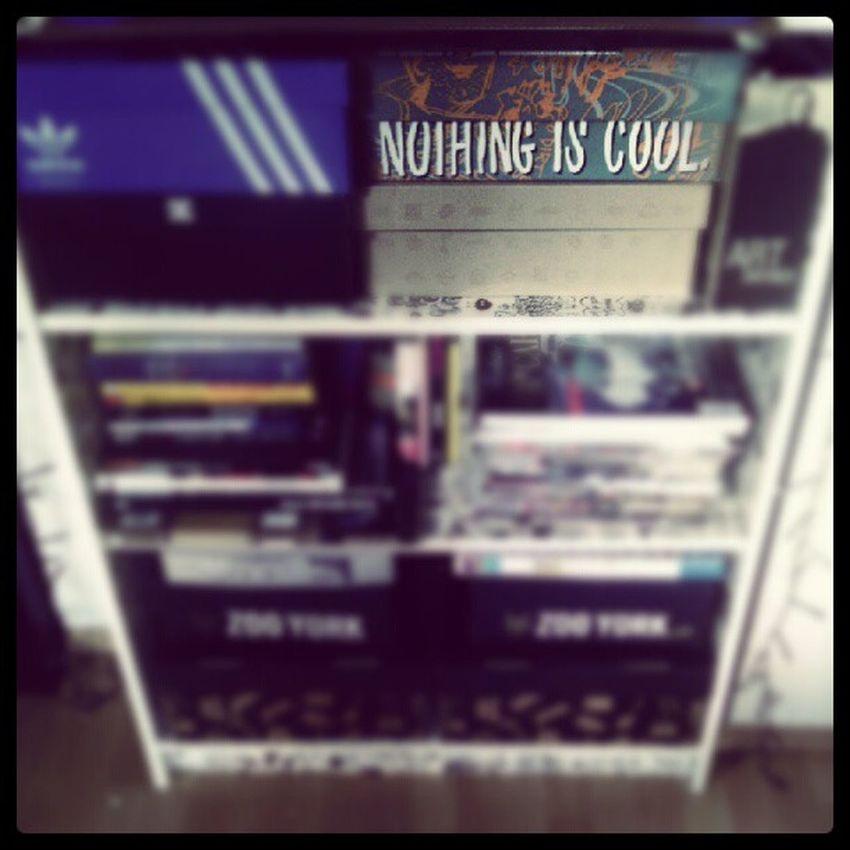 Shelves C1rca NothingIsCool Shoeboxes adidas zooyork