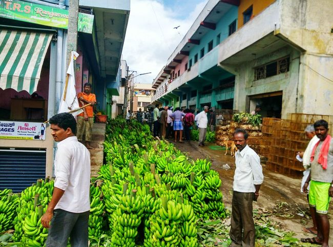 BANANA Banana India Market Streetphotography People Check This Out Travel Ontheroad Incredible India On The Road