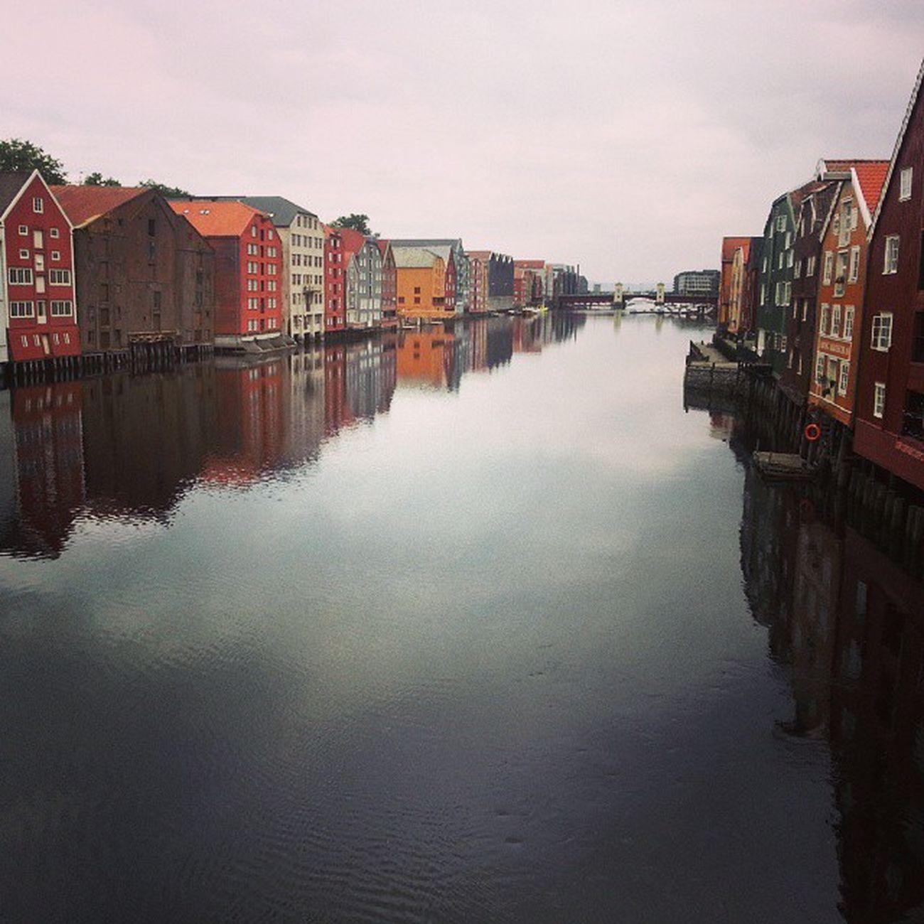 Trondheim Norge Noruega Norway