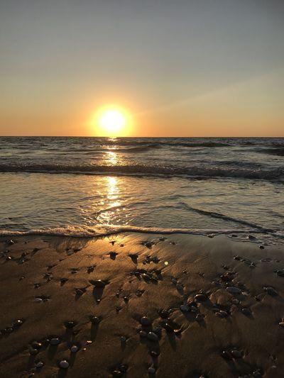 Sea Greece,rhodes Sunset