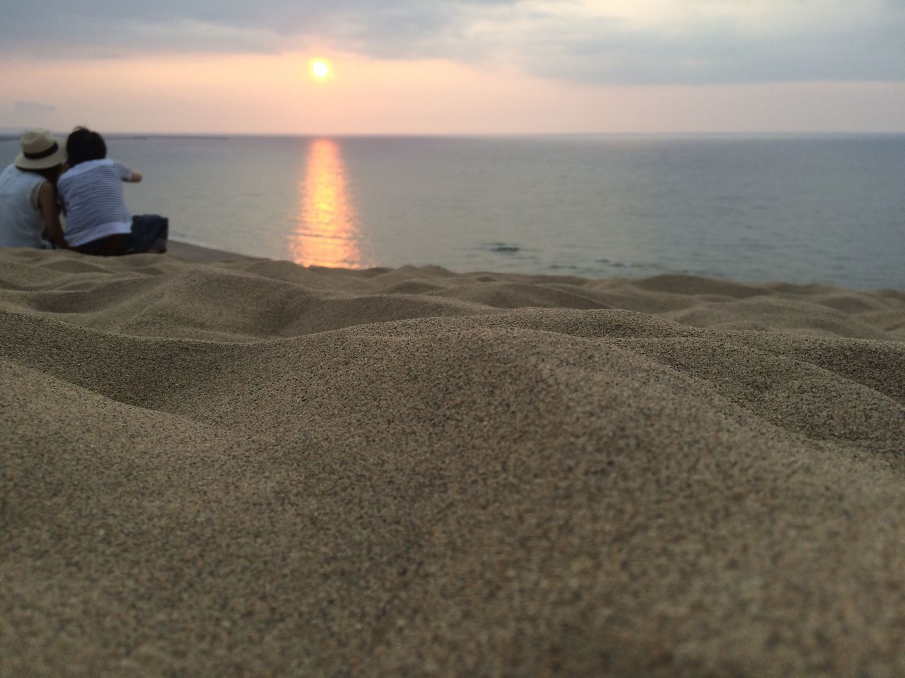 Enjoying Life Couples Shoot Sunset Dunes And Beach ☀️