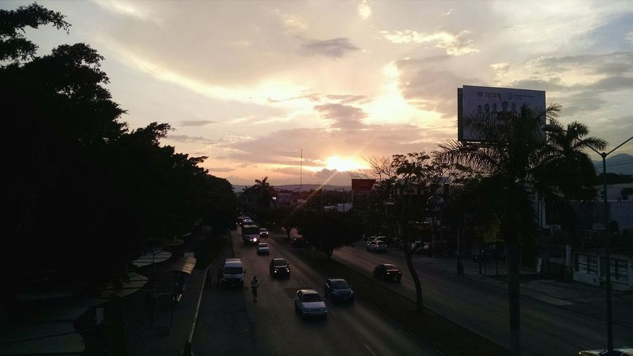 Sunset Mexico_maravilloso TGZ, Chiapas