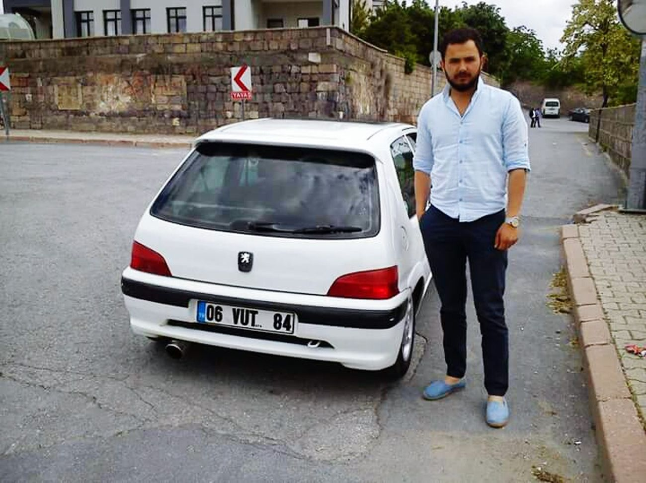 Talas Peugeot106 Kayseri ı Love My Car Auto Car Hello World Goodmorning
