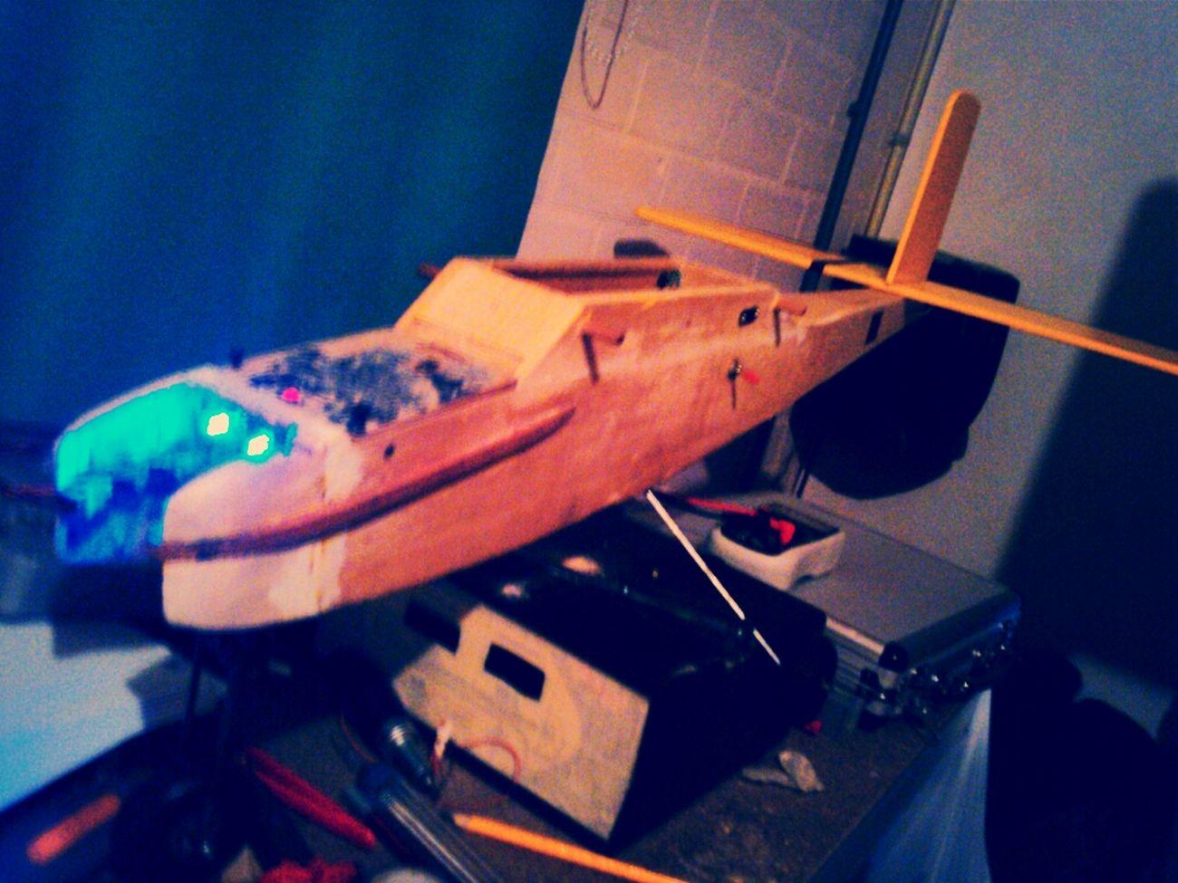 my drone plane