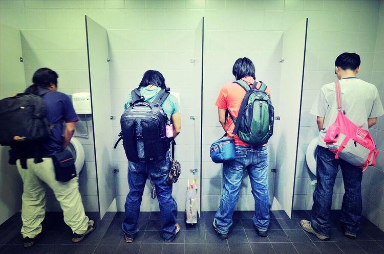 Peeing Pees Toilet Thai