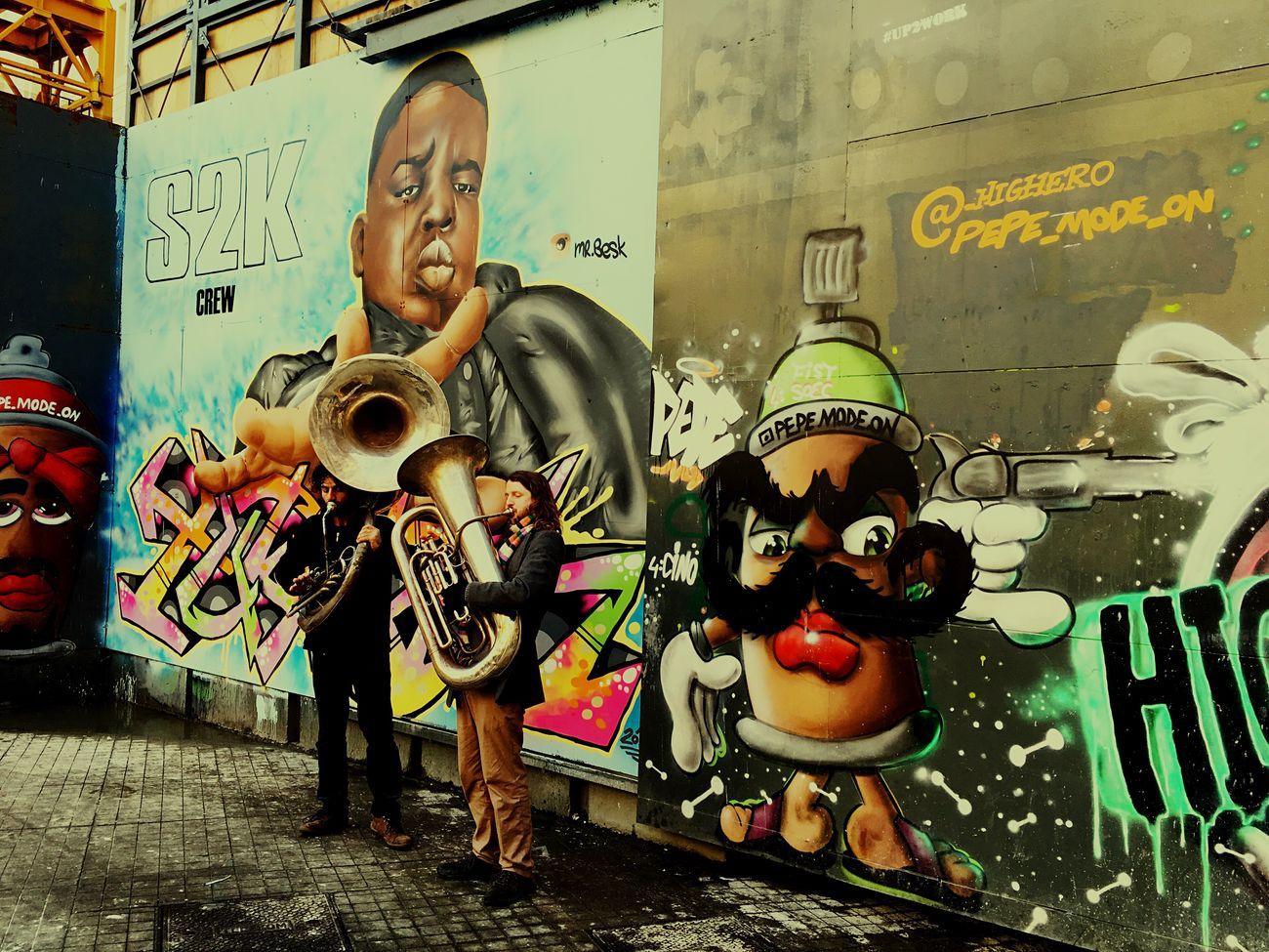 Istanbul Istiklal Caddesi Music Streetphotography Coolmen