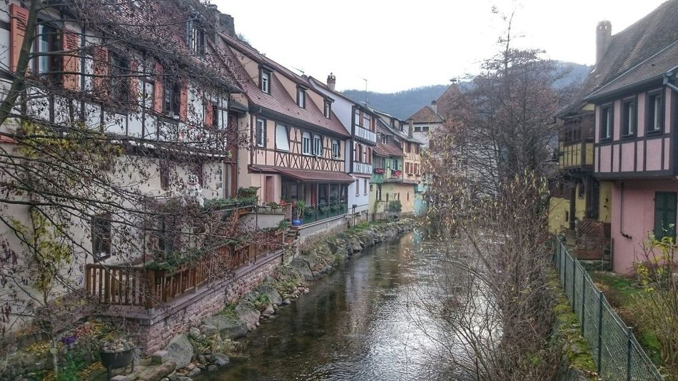 Kaysersberg Village Villages Old Village Beau Village Maison Traditionnelle France Beautiful Alsace Alsace Beau Village De France Village Fleuri famous place for wine in alsace, france Famous Place