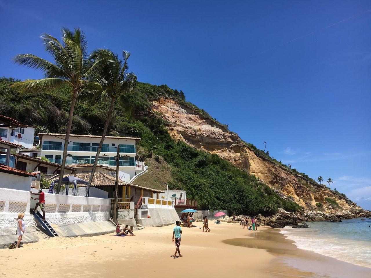 Brazil Nature Beach Sand