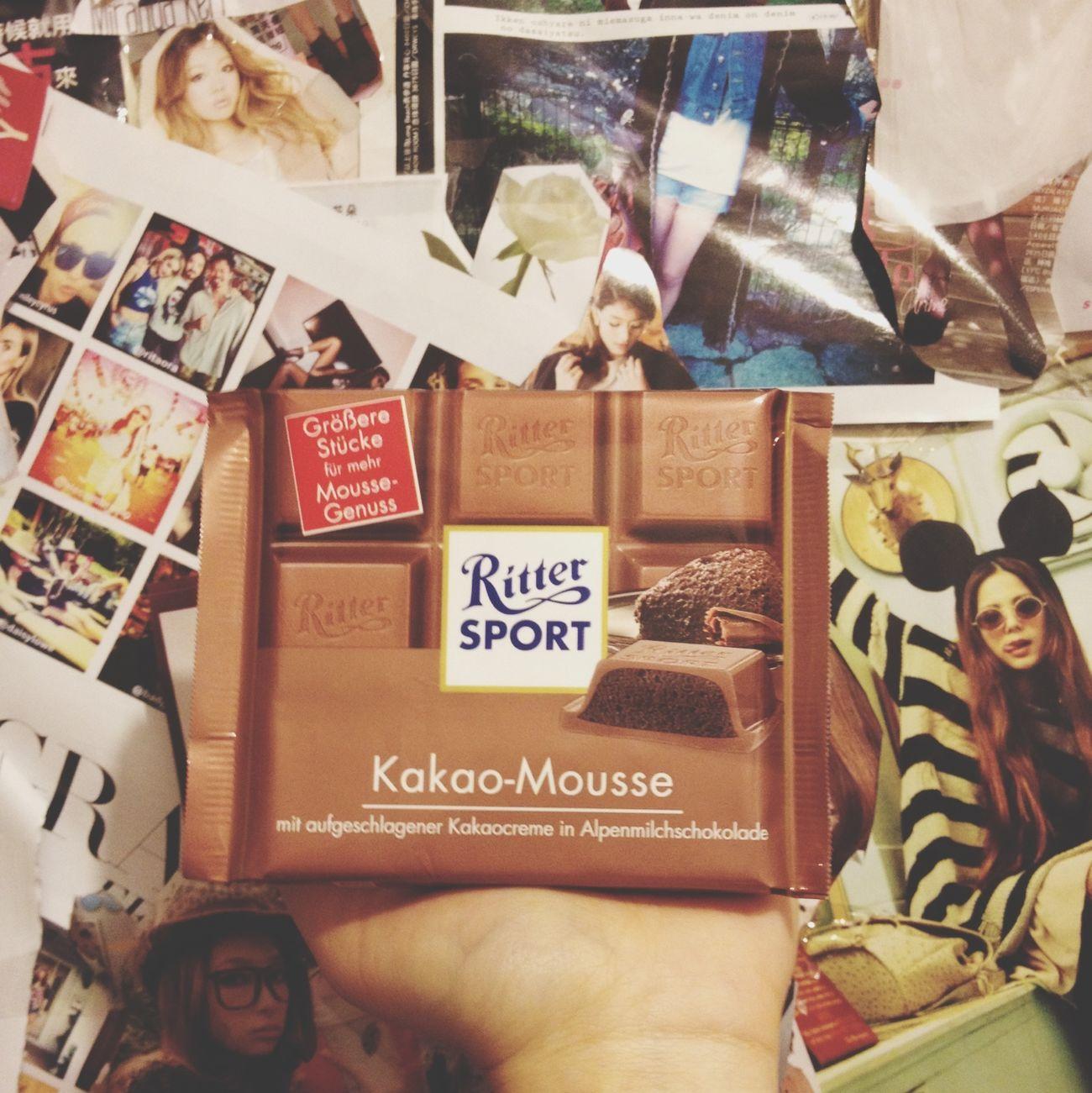 Chocolate My Favourite Band. Yummy♡