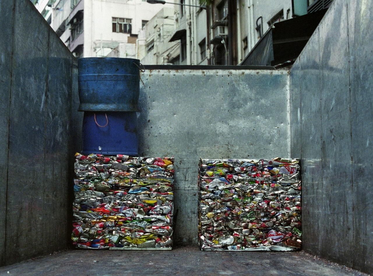 Beautiful stock photos of industrial, Aluminum, Assortment, Bale, Bundled