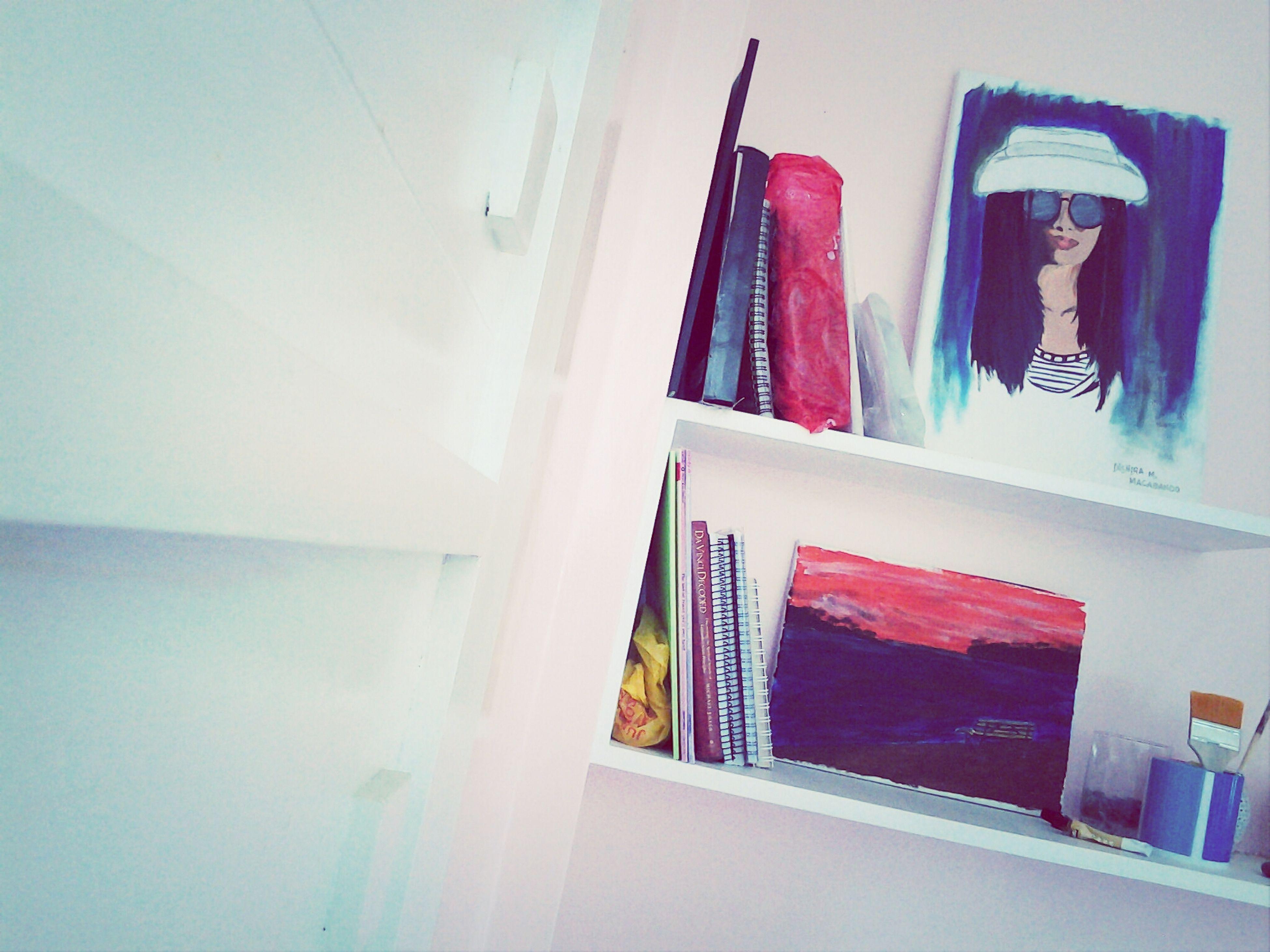 My Desk Photo Painting