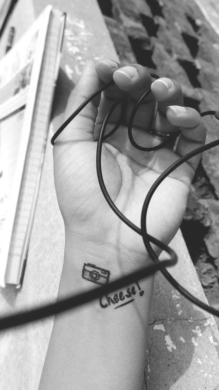 Love ♥ Photography Human Meets Technology Kind Of Beautiful Monochrome Photography Tattoo Life TakeoverMusic Lieblingsteil Art Is Everywhere