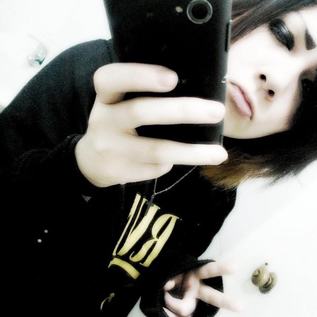 Hola, me creo Ruki. Me RukiCosplay Thegazette Yesterday Takanori Cosplay JRock Style Japanese Boy