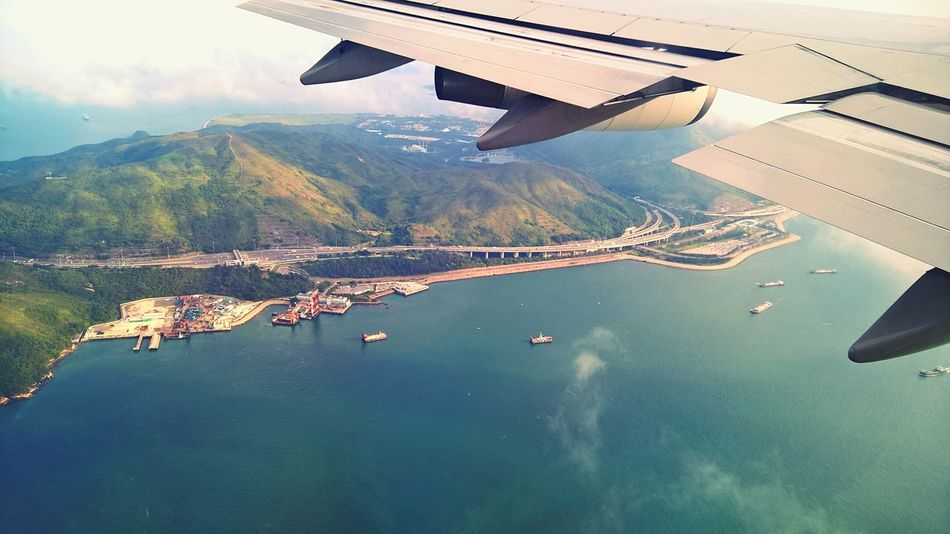 South Open Edit From An Airplane Window Mvaau Lumia 640XL Challenge640