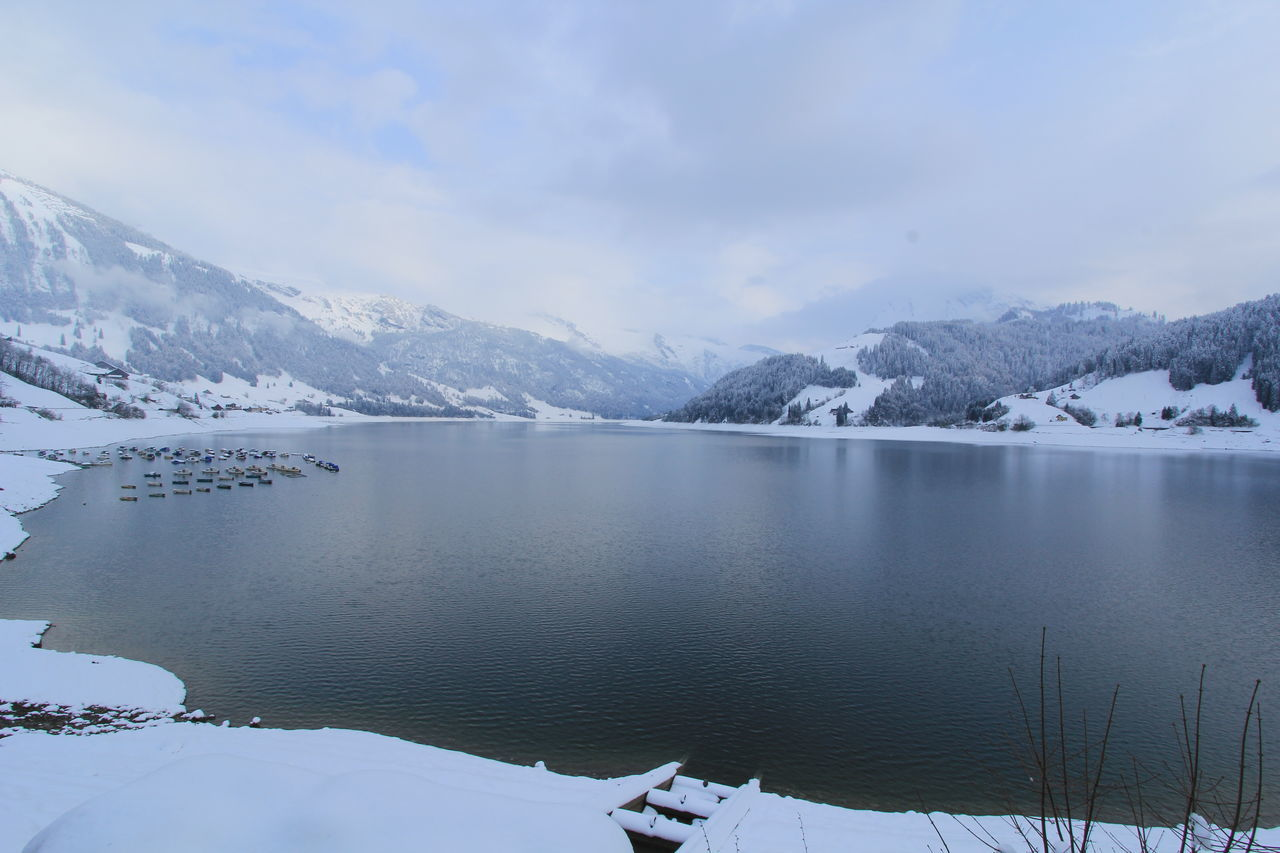 cold temperature, snow, winter, mountain, ice, nature, beauty in nature, environment, frozen, water, glacier, wilderness, iceberg, scenics, lake, landscape, no people, outdoors, sky, tranquility, tranquil scene, day