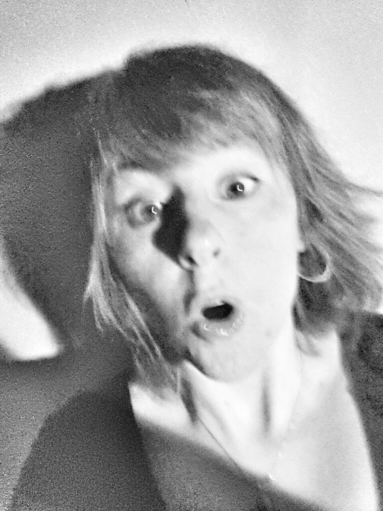 Blackandwhite Portrait Selfportrait Portrait Of A Woman Eye4photography  AMPt - Shoot Or Die