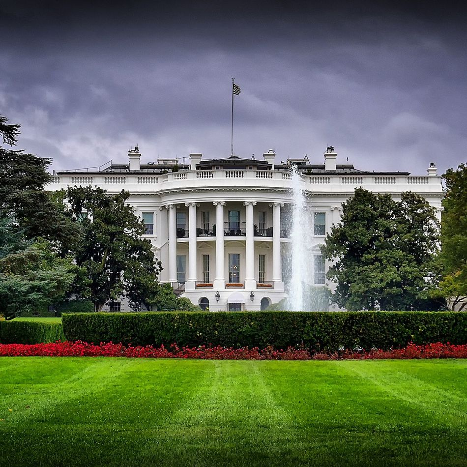 Beautiful stock photos of white house, American Flag, Architectural Column, Architecture, Bogotá
