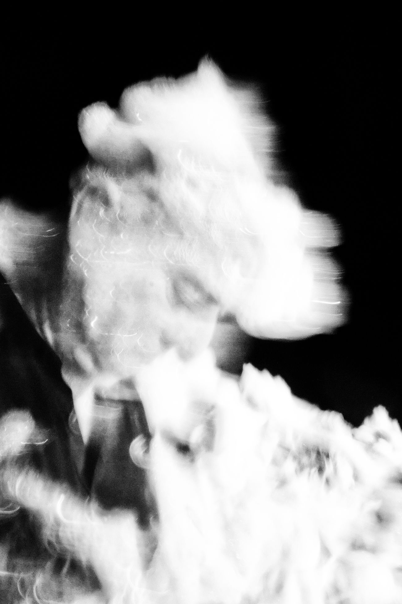 (the foam party, 24) Vicissitudini Black&white Foamparty Monochrome_life