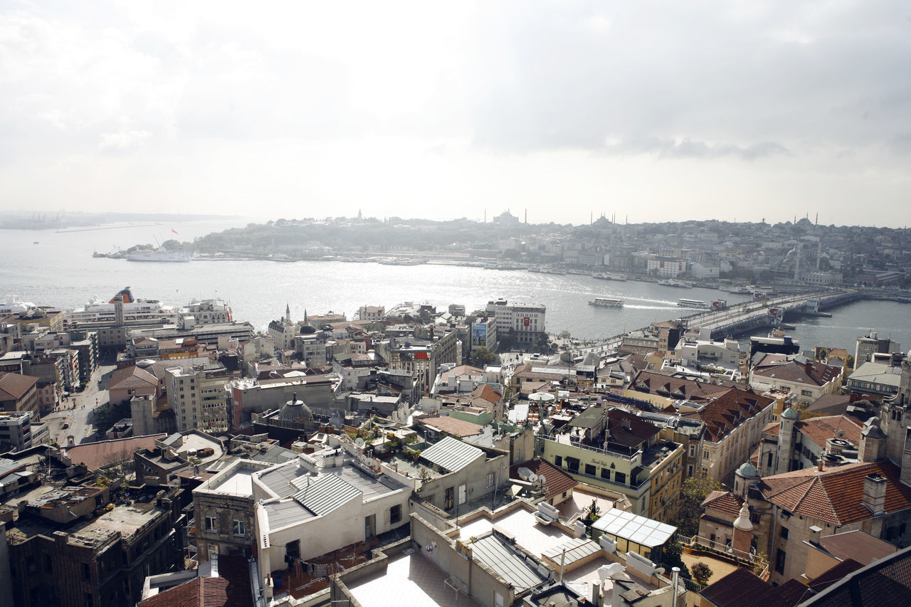 Beautiful stock photos of istanbul, Architecture, Bridge - Man Made Structure, Building Exterior, Built Structure
