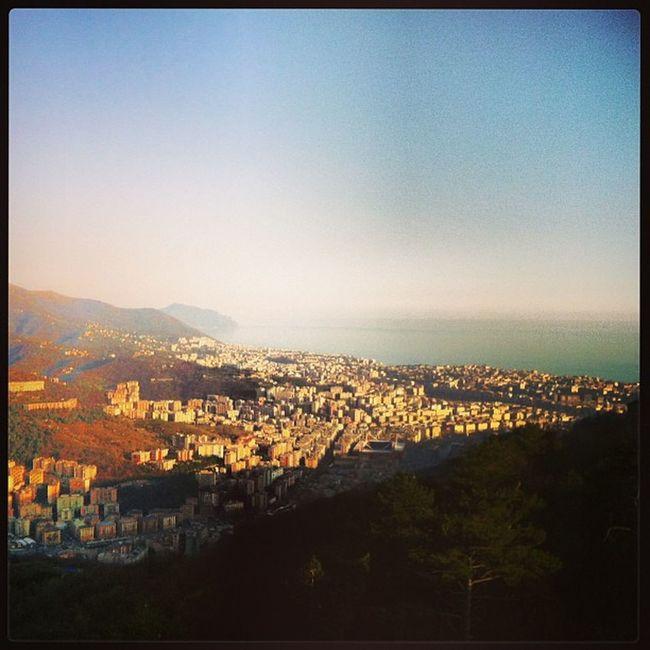 Genova and Portofino