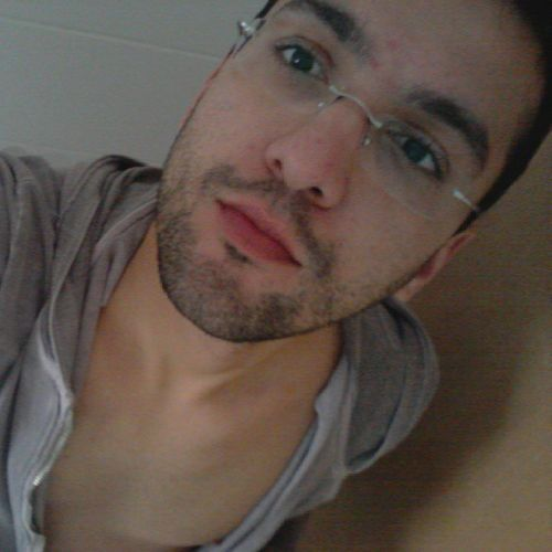 ShowerTime Glasses Ego Barba boy man brasil