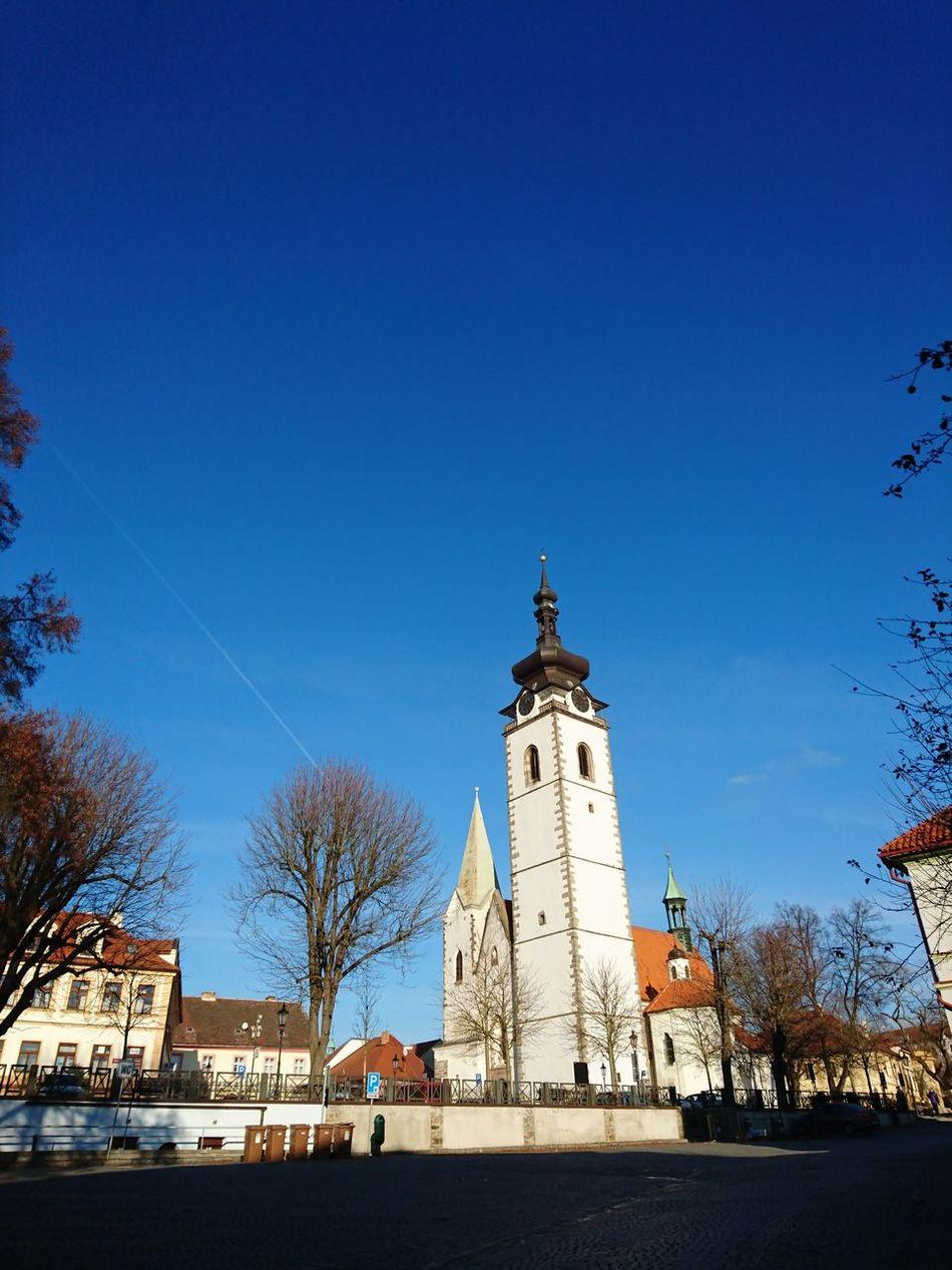 Church Historic City