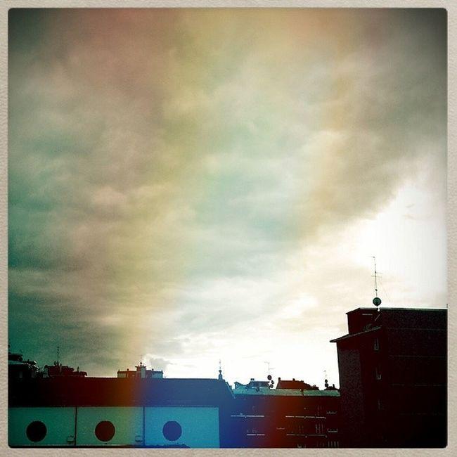 Clouds in Sesto 1 Sestosangiovanni Ig_fotoitaliane Igerslombardia igfriends_lombardia ig_milan instamilano igitalia igerssestosangiovanni cloudporn cloouds nuvole XnRetro xnview