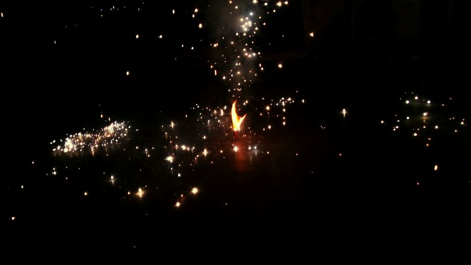 Diwali is always great with crackers and such memorable photos First Eyeem Photo