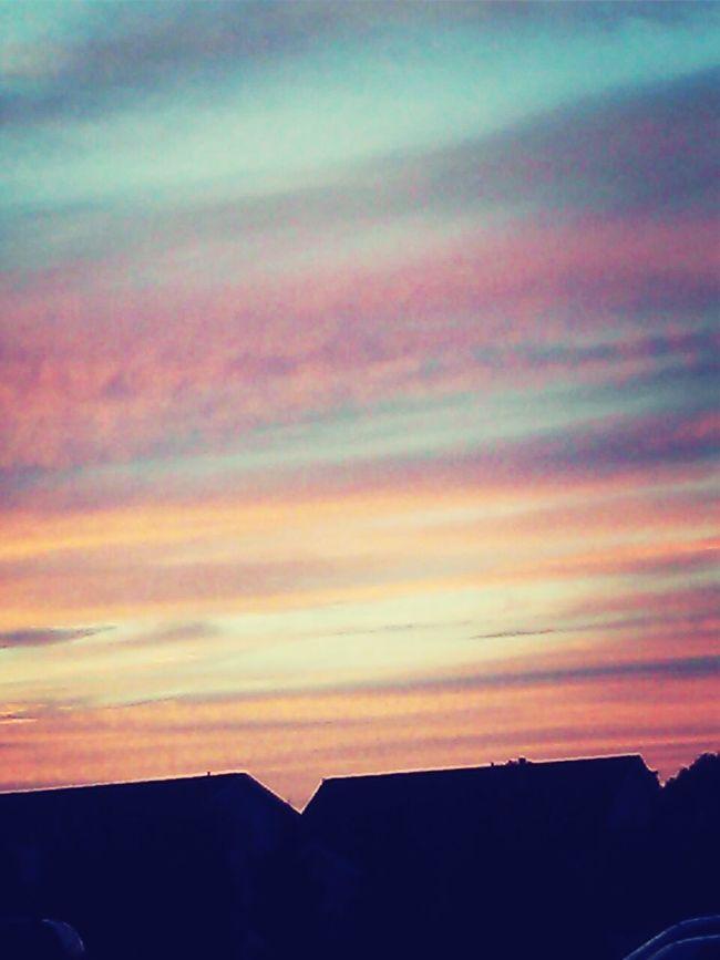 Maryland sunsets 