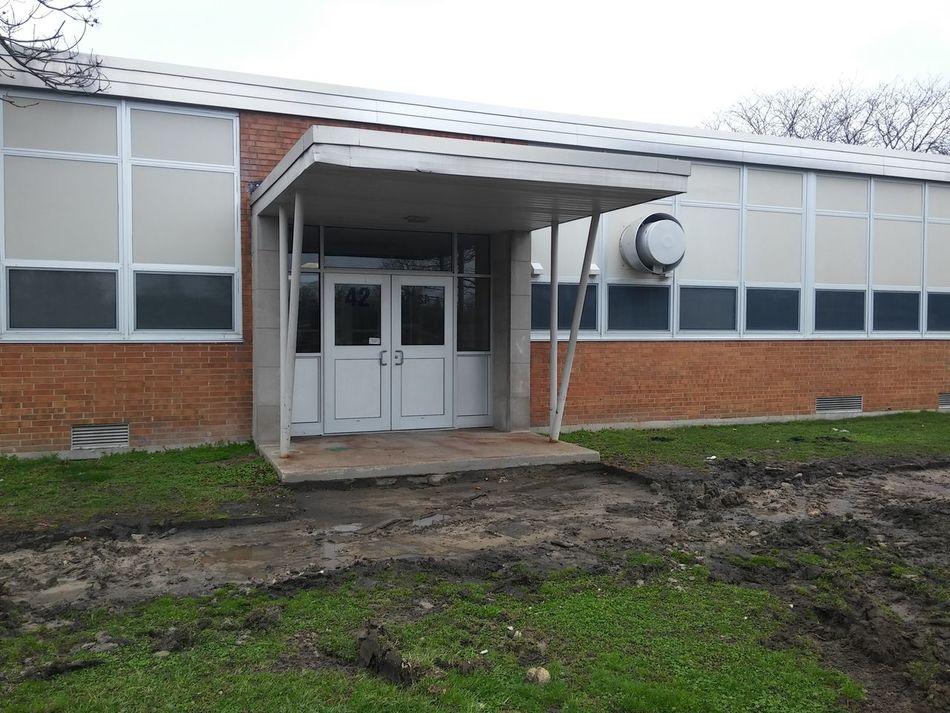 Mud Muddy Muddywalk Entrance