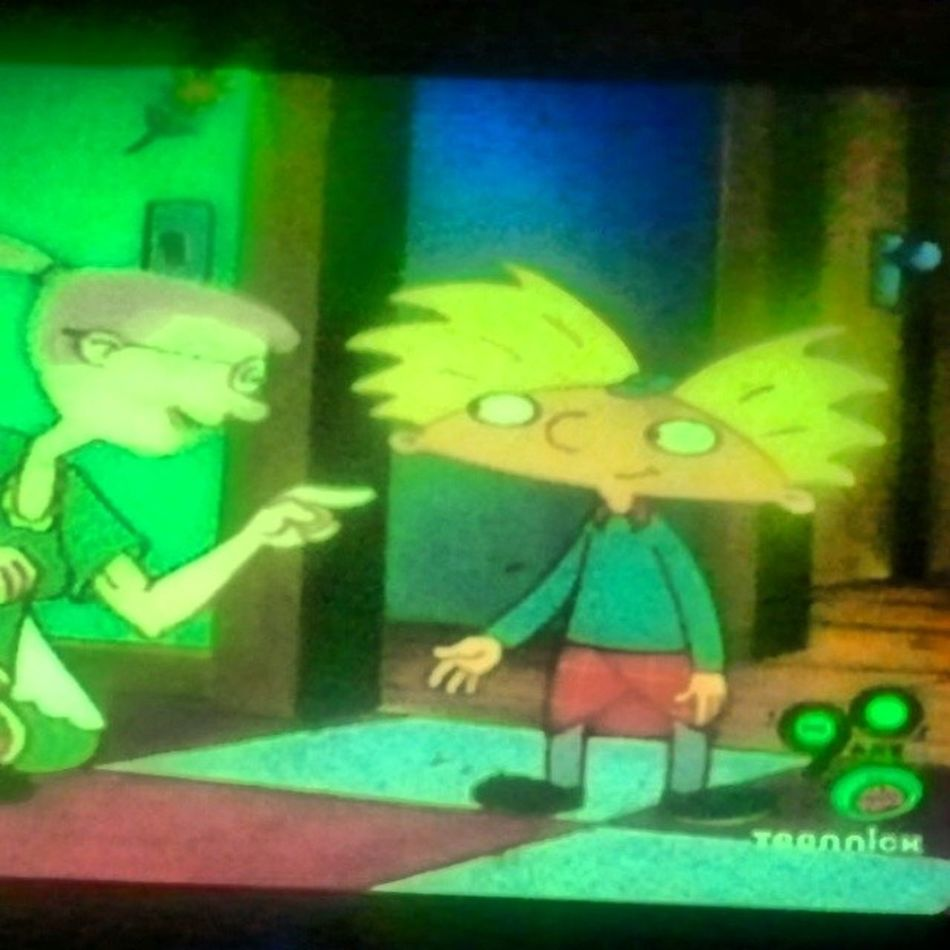 TeamHeyArnold On dis side the 90 's made me cool