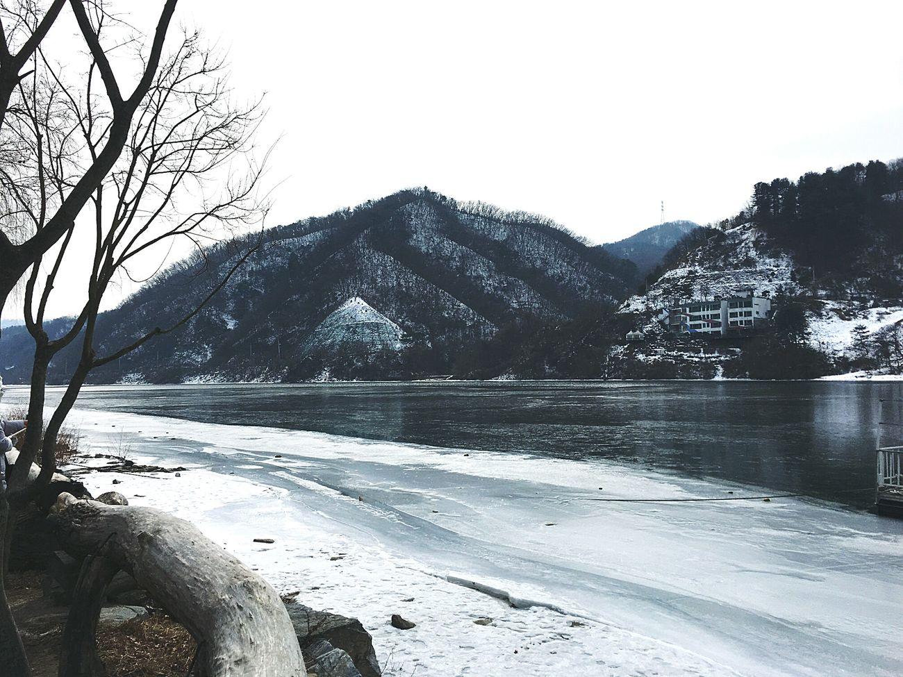 EyeEmNewHere Eyeemphotography Nature Photography South Korea Seoul Korea Nami Island Nami Island , Korea EyeEm Best Shots - Nature EyeEm Best Shots - Landscape Snow❄⛄ Snowcapped Mountain Snowflakes ❄ Snowflake Collection Asian Ethnicity Asianstyle Mobile Conversations