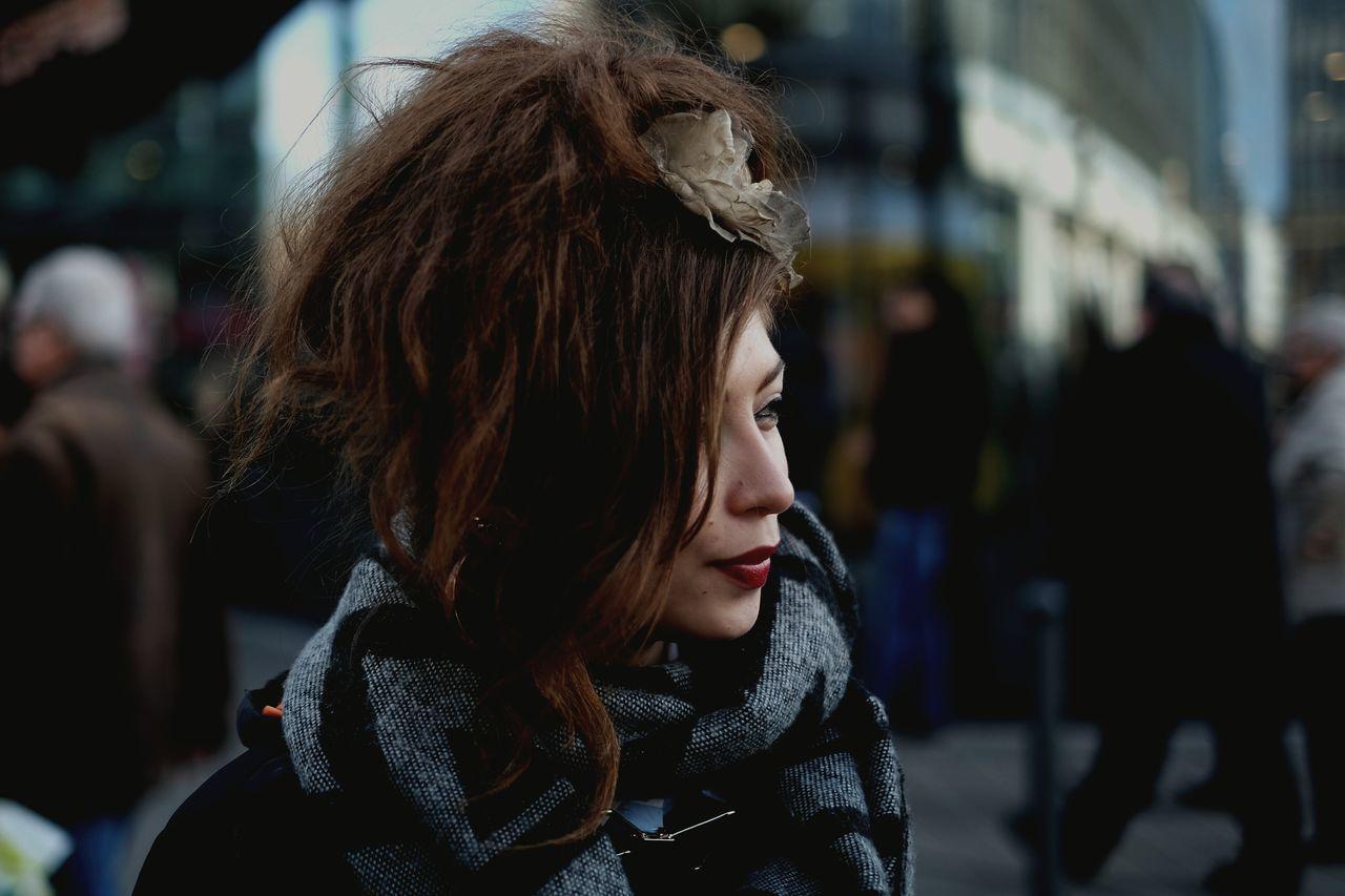 Streetphotography Street Portrait Portrait Of A Woman Open Edit