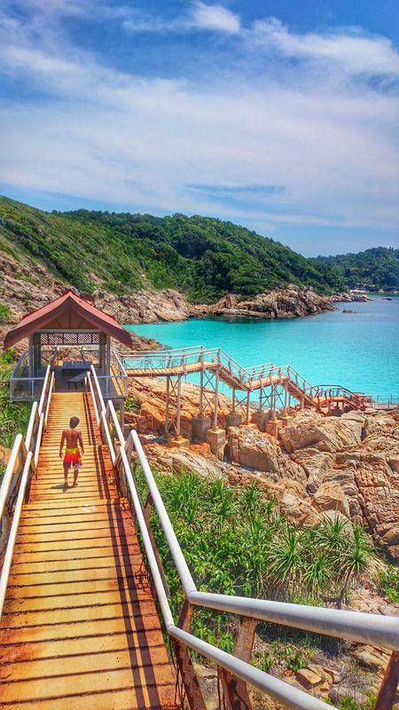 jauh lagi ke..? Perhentian Pulauperhentian Perhentianisland Vacation