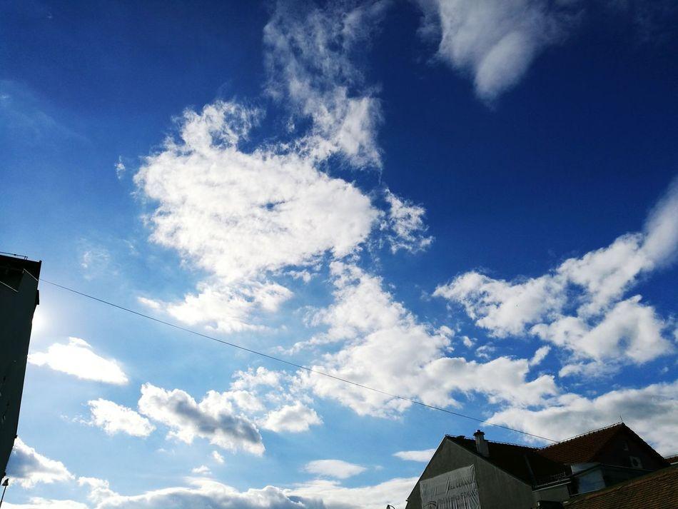 Relaxing Enjoying Life Taking Photos sky clouds