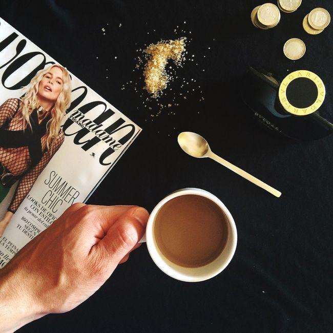 ✨Black and Gold✨ Coffee Break CoffeTime Blackandgold Foodphotography Magazine Enjoying Life Originalpicture Eyemphotography Eyemmarket EyeEm Best Shots Eye4photography  Photomagazine Relaxing Summer Goodmorning EyeEm