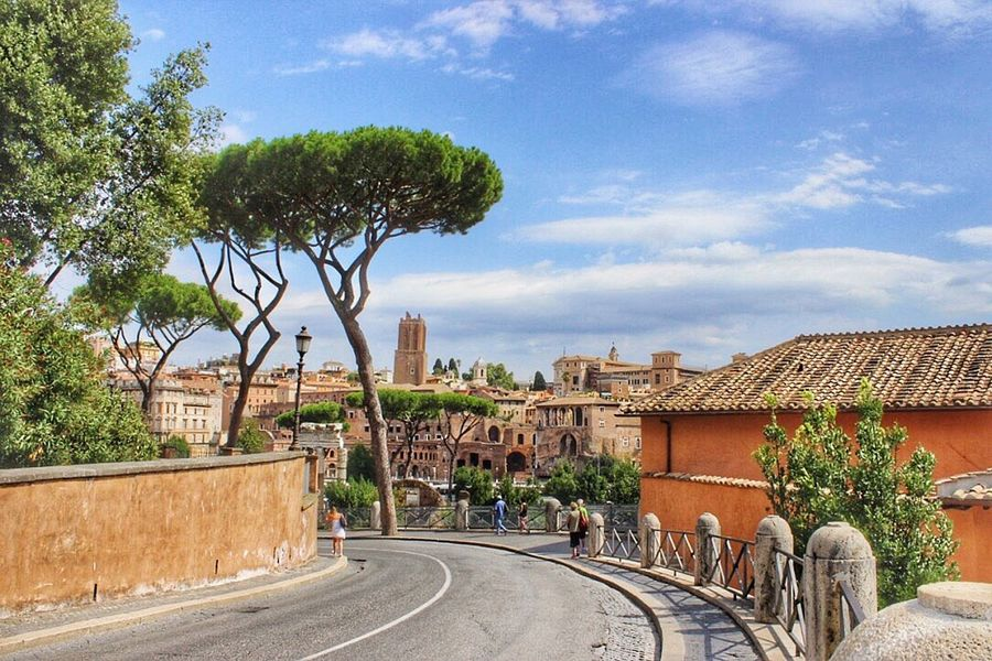 """Every path, every street in the world is your walking meditation path."""" ~Thich Nhat Hanh Protecting Where We Play Wanderlust Travelling EyeEm Best Shots Travel Rome Italy Quotes Traveling Travel Photography"""