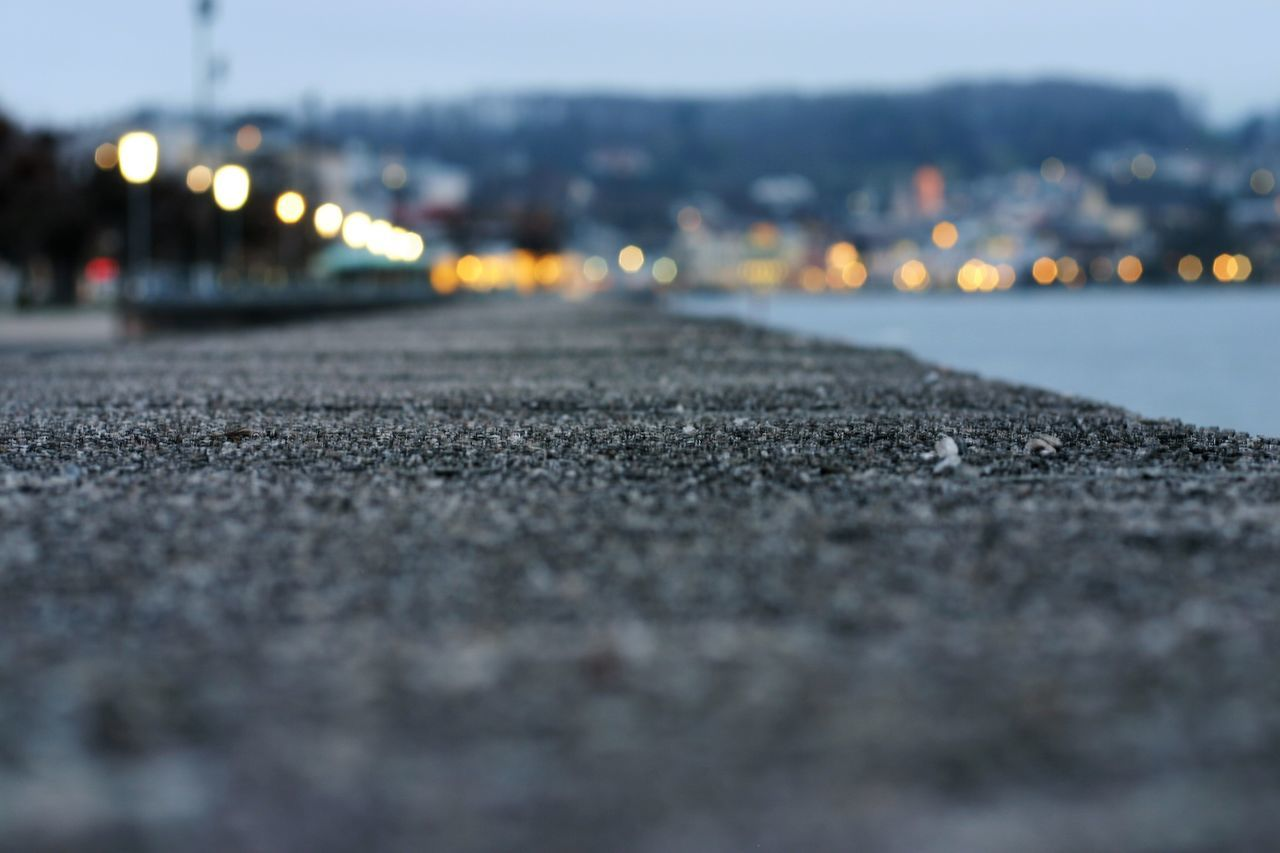 Other selection Asphalt Built Structure City Close-up Dusk Gmunden Illuminated Multi Colored Night No People Other Perspectives Outdoors Salzkammergut Selective Focus Sky Tilt-shift Transportation Traunsee