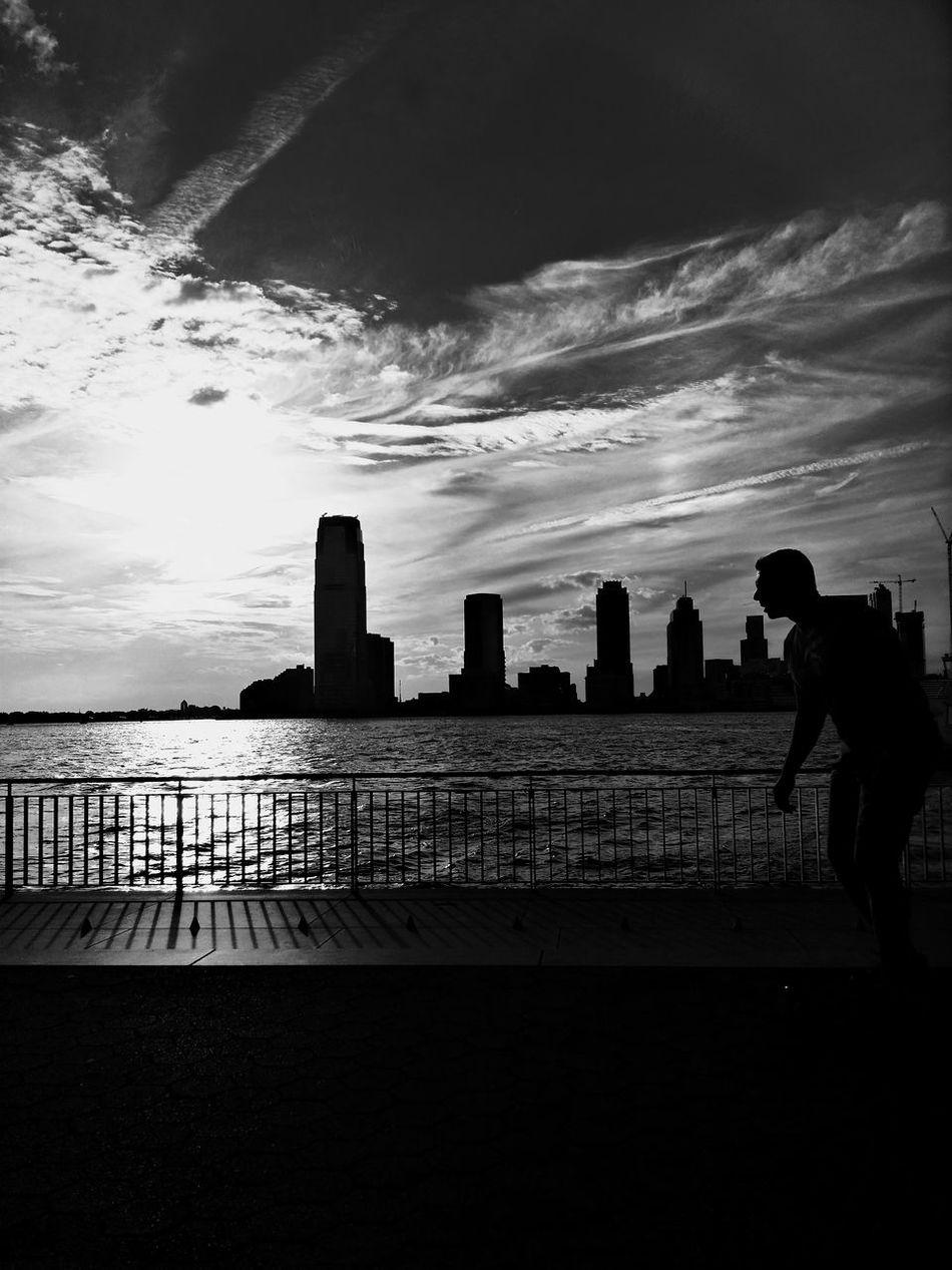 Streetphoto_bw Black & White Eye4photography  EyeEm Best Shots - Black + White Enjoying The Sun New York The Street Photographer - 2015 EyeEm Awards EyeEm Best Shots Hipstamatic Black And White Photography