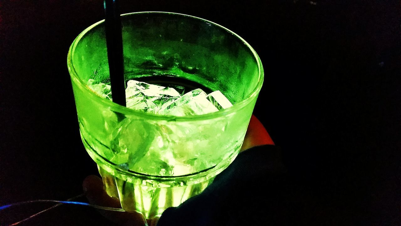 You know you're in for a treat when your drink is glowing. How delicious! All The Neon Lights Interesting Perspectives Showcase: January Eyem Best Edits Bars Barscene