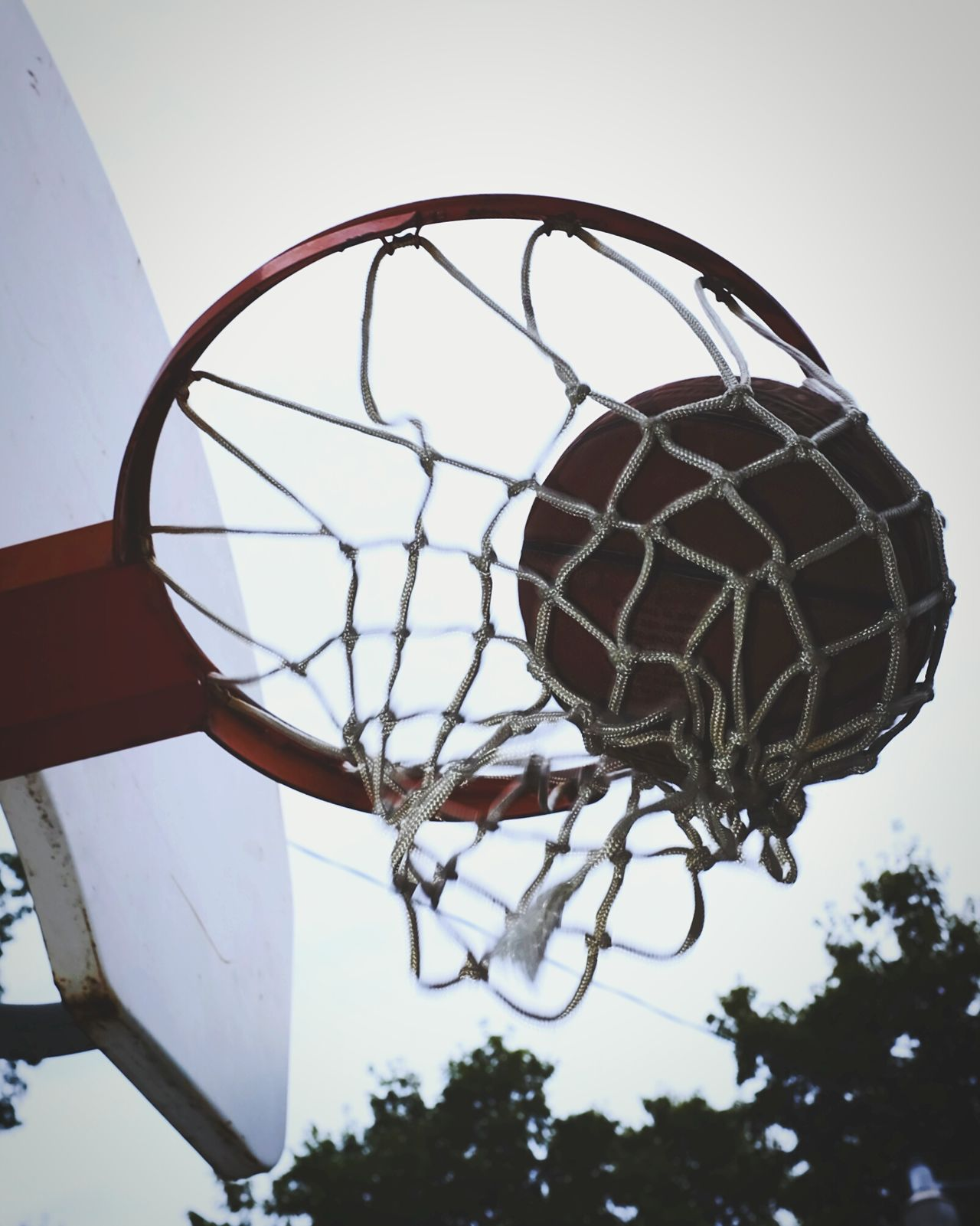 Beautiful stock photos of basketball, Basketball - Ball, Basketball - Sport, Basketball Hoop, Day