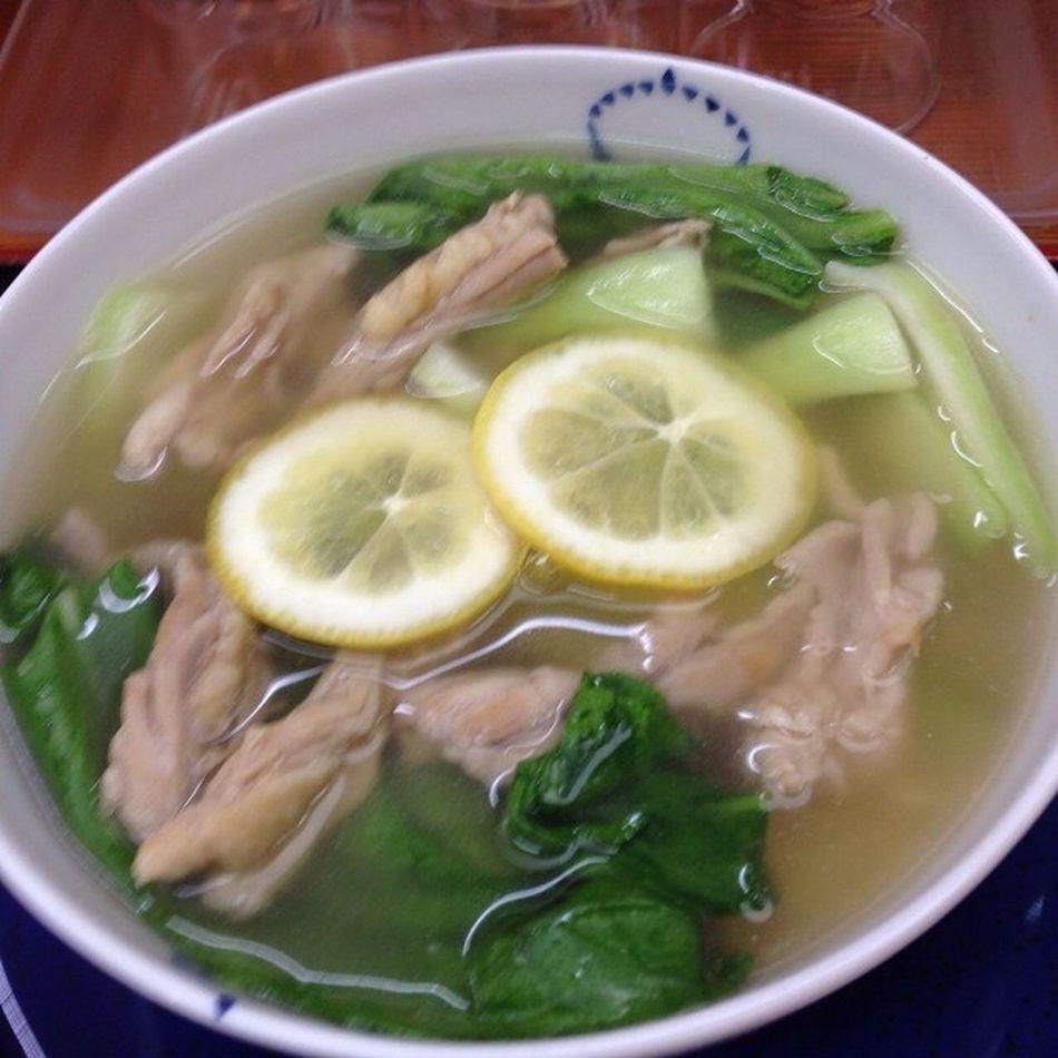 塩ラーメン たまご麺で、美味しかった! (≧∇≦) ラーメン 老麺 拉麺 ラーメン 食べ物食べものrameninstalikeinstadairlyinstafoodfoodpicfoodlikefood